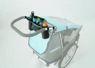 Nosič na madlo pro dětský vozík Croozer Kid