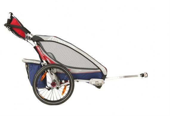 Cyklistický set pro dětský vozík Chariot