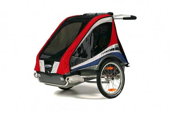 Dětský vozík Chariot CTS Captain XL
